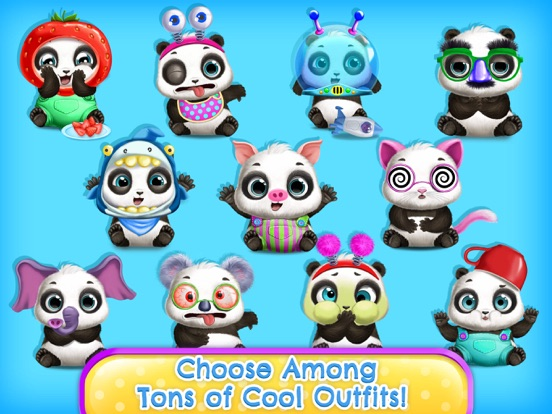 Panda Lu & Friends screenshot 14
