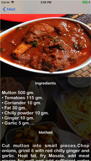 Halal foodbook food recipes on the app store forumfinder Gallery