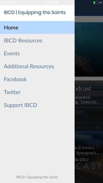 IBCD Resource AppScreenshot of 2