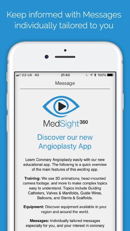 MedSight360 Hub screenshot-3