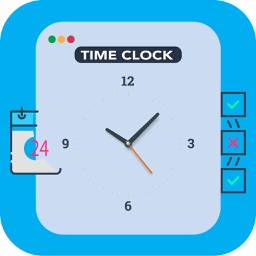 Time Clock for Auto Repair Shops