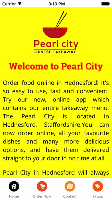 Pearl City Hednesford Screenshot