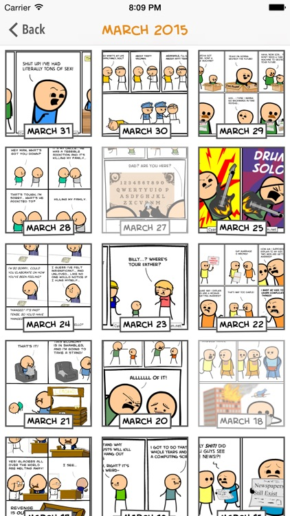 Cyanide and Happiness screenshot-1