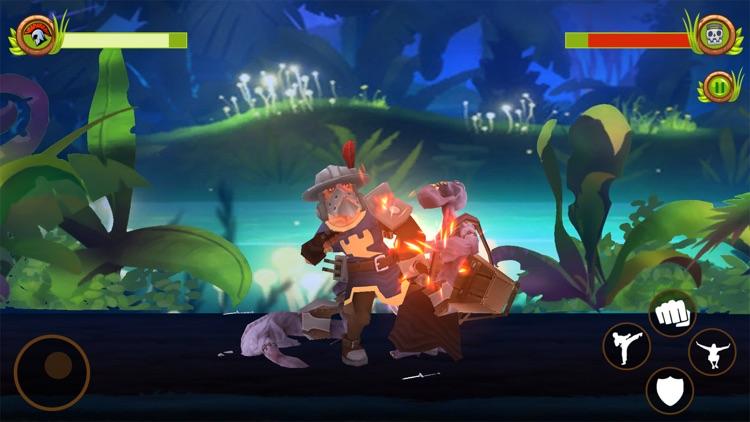 Street fight 3d: Super warrior screenshot-3