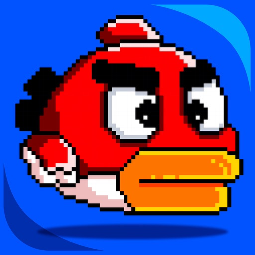 That 80s Bird: the flappy game
