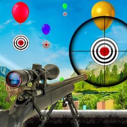 Modern Shooting Range