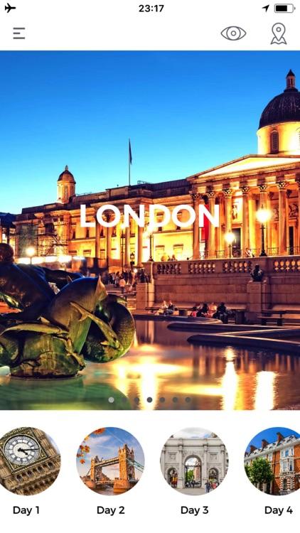 London Travel Guide Offline screenshot-0