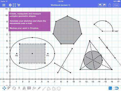 Geometry Pad+のおすすめ画像1