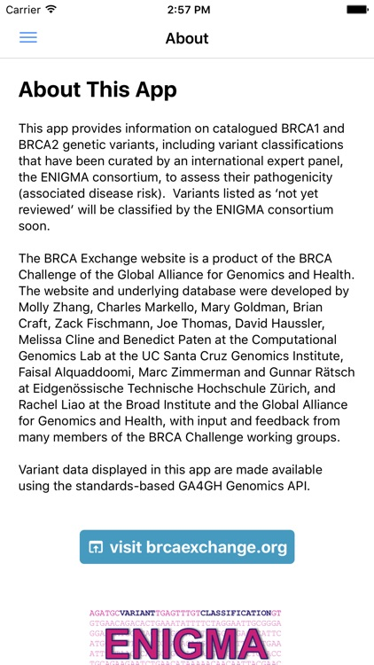 BRCA Exchange screenshot-4