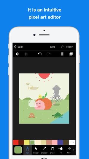 pixel art photo editor app download