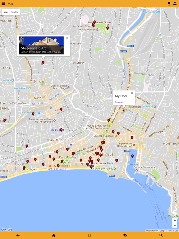 Nice's Best: A Travel Guide screenshot 11