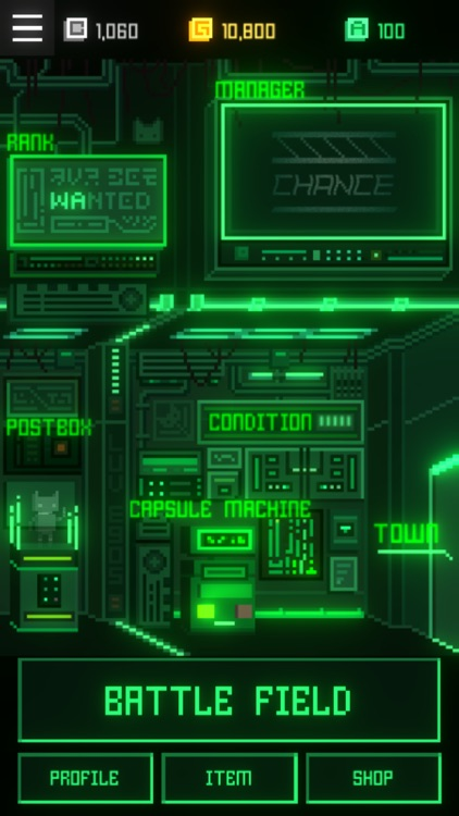 Capsule Gear A : CGA screenshot-0