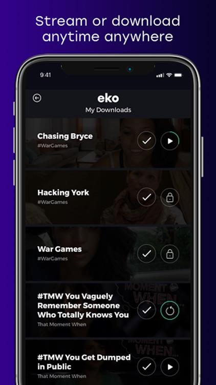 Eko Presents: #WarGames screenshot-3