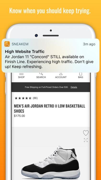 SneakEm' - Sneaker Releases screenshot-4