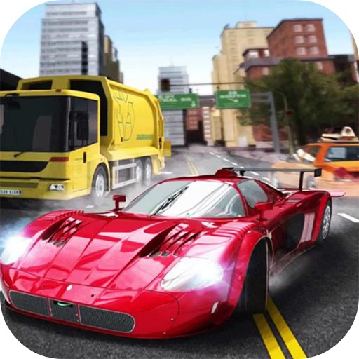 Car Drift City Land iOS App