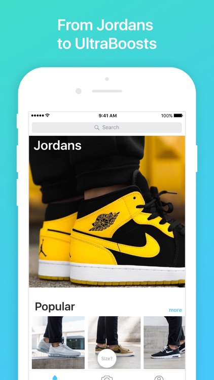 SnapMe Sneakers Shopping screenshot-3