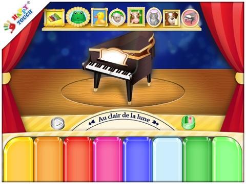 動物の鳴き声が出る子供向けピアノ(子供用Happy Touchミュージックアプリ)のおすすめ画像4