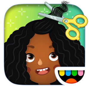 Toca Hair Salon 3 - Education app