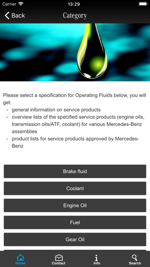 Mercedes-Benz BeVo on the App Store