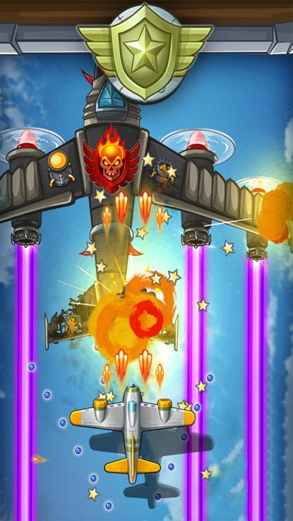 Plane Shooter Games