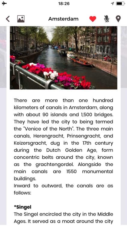 Amsterdam Travel Guide Offline screenshot-3