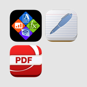 Office Suite Bundle - for Microsoft Docs, Adobe PDFs & Notes