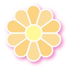 Flowers 3 Stickers
