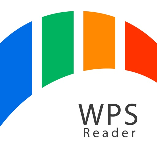 WPS Reader - for MS Works iOS App
