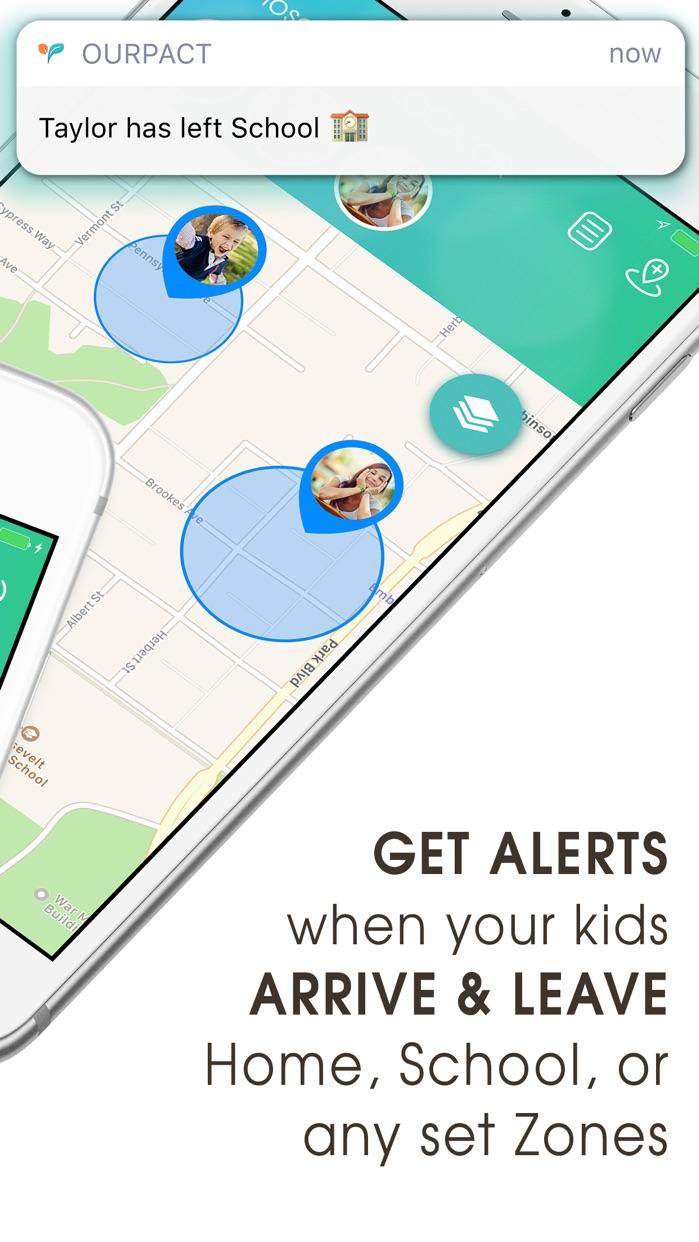 Parental Control & Kid Tracker Screenshot