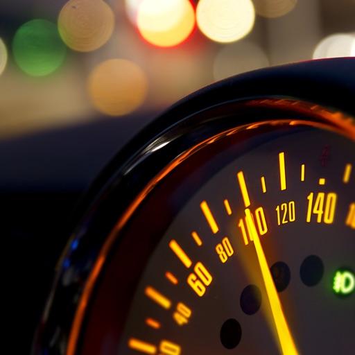 Speed Up L тест разгона автомобиля