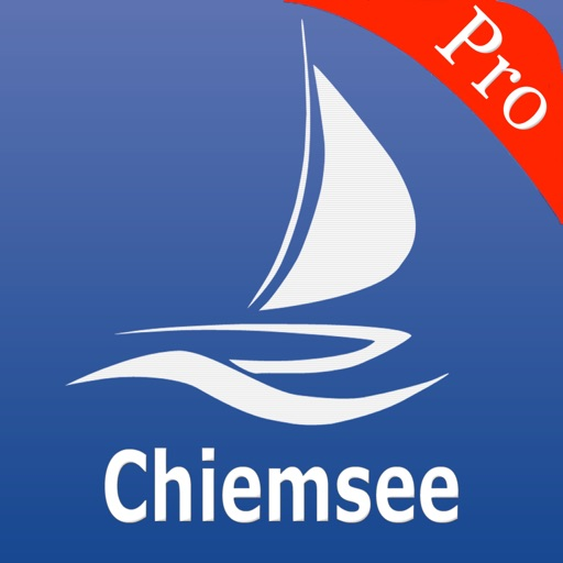 Chiemsee Nautical Charts Pro
