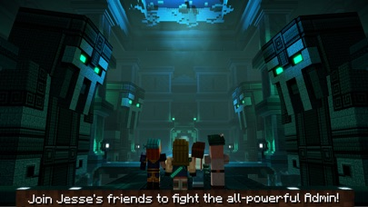 Minecraft: Story Mode - S2 Screenshots