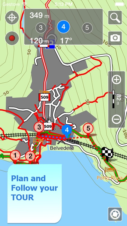 Acadia Trails, GPS Hiking maps screenshot-4