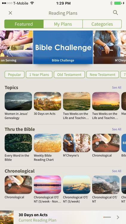 NIV Bible by Olive Tree screenshot-4