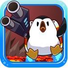 ペンギンのシャープシューター - 忍者のゲーム icon