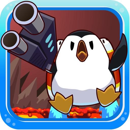 Download Penguin Sharpshooter free for iPhone, iPod and iPad