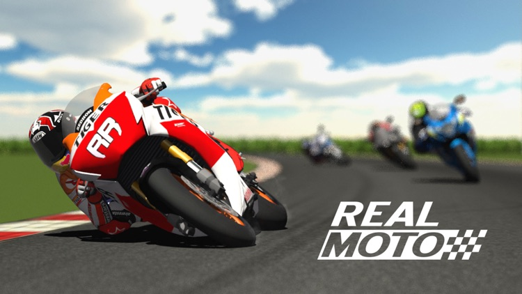 Real Moto screenshot-0