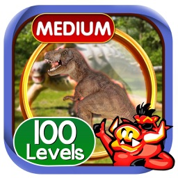 Dino Park Hidden Objects Games