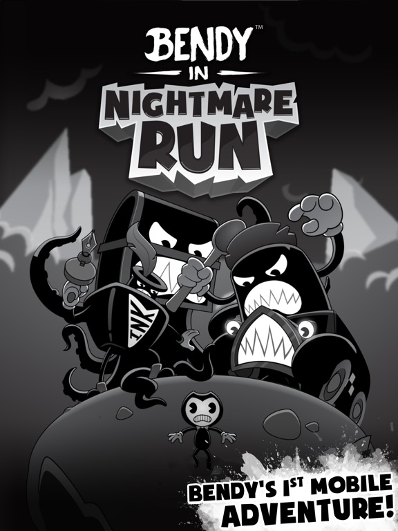 Bendy™ in Nightmare Run screenshot 6