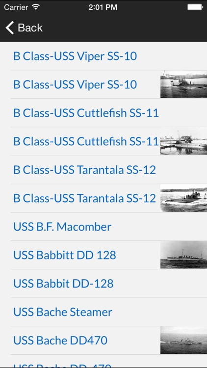 U.S Navy Ships: A History screenshot-2