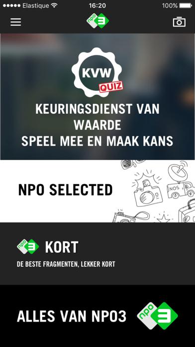 Download NPO 3 App
