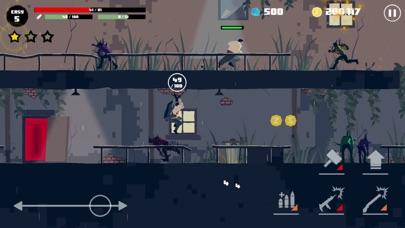Dead Rain : 新的僵尸病毒 暗黑风横版闯关僵尸游戏