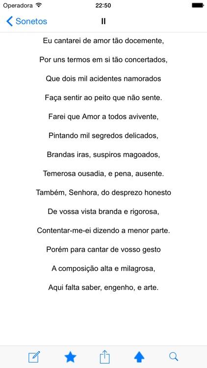 Sonetos de Luís de Camões