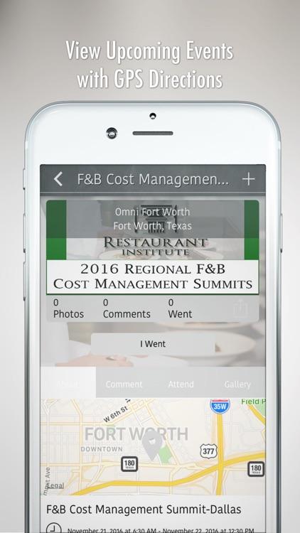 Restaurant Institute F&B Cost screenshot-4