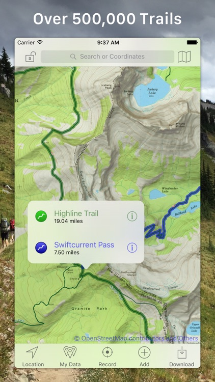 Topo Maps+ screenshot-2