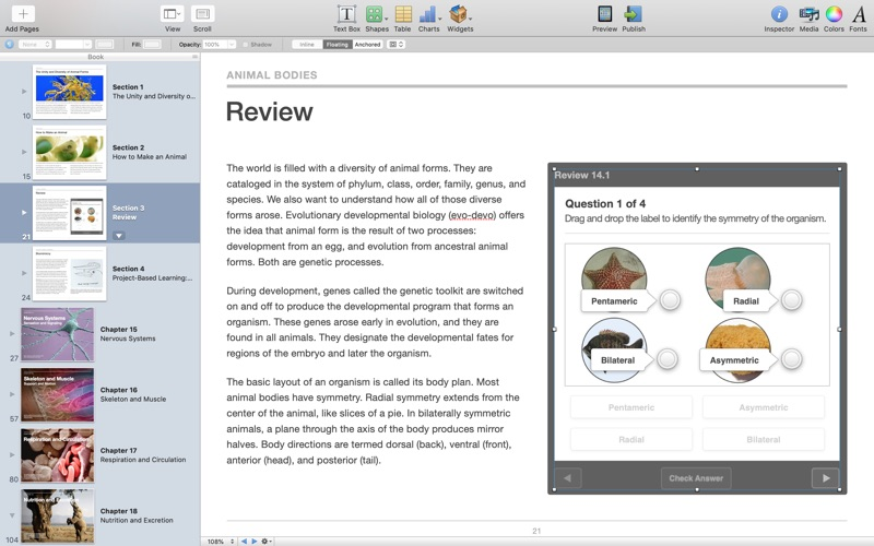 Download iBooks Author for Pc