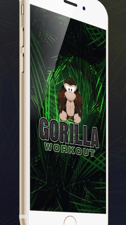 Gorilla Workout: Body Beast screenshot-4