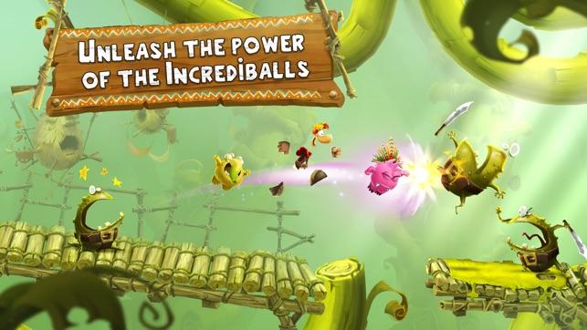 Rayman Adventures Screenshot