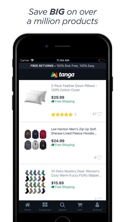 Tanga - Daily Deal Shopping