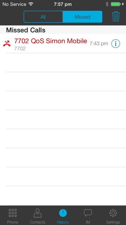 QoS Phone screenshot-3